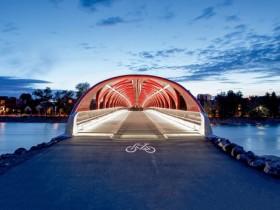 6个伟大的城市的自行车道路系统规划