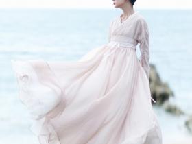 新款仙气般的长裙