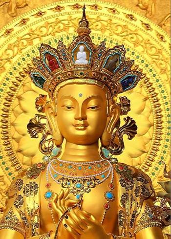 佛像各种手势是代表什么