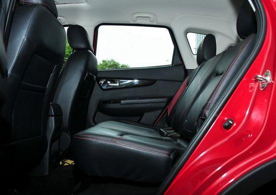 六万元搞定5款经济适用型SUV