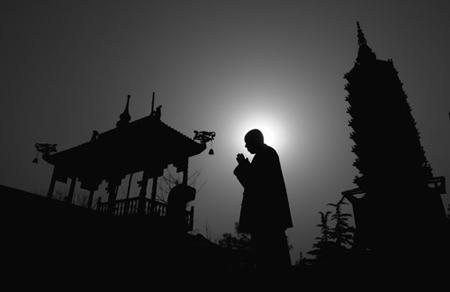 中国寺庙千古绝联 真正的大智慧!
