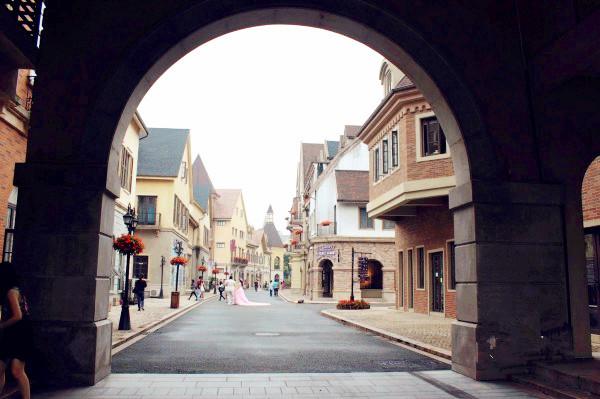 广东就有5个异域风情好去处,国庆跑那么远干嘛!