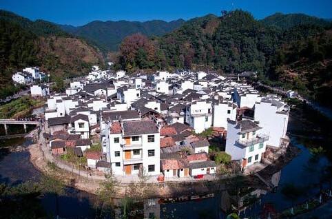 中国有哪些奇特的村庄?