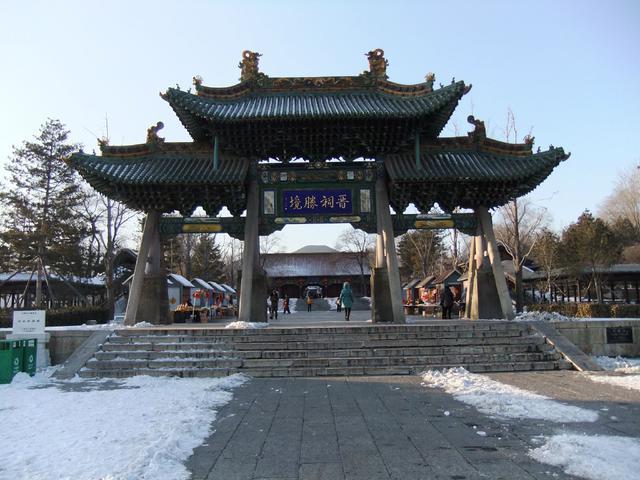 中国著名的十大寺庙排行