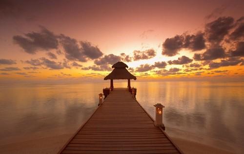 全球最美的日落景观