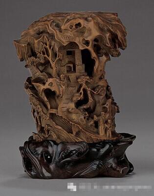 中国四大木雕欣赏
