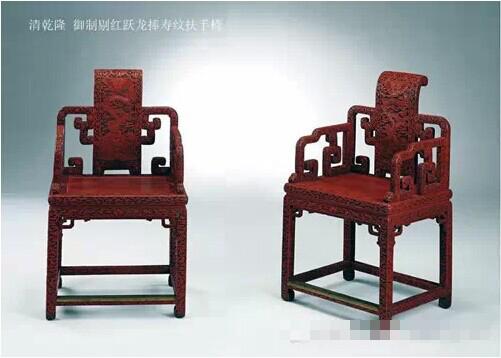 剔红漆器:我的名字叫中国红