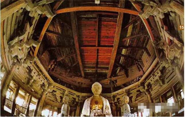 山西建筑奇迹——应县木塔
