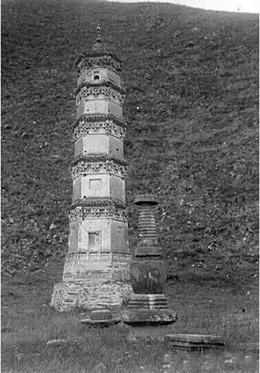 百年沧桑—五台山