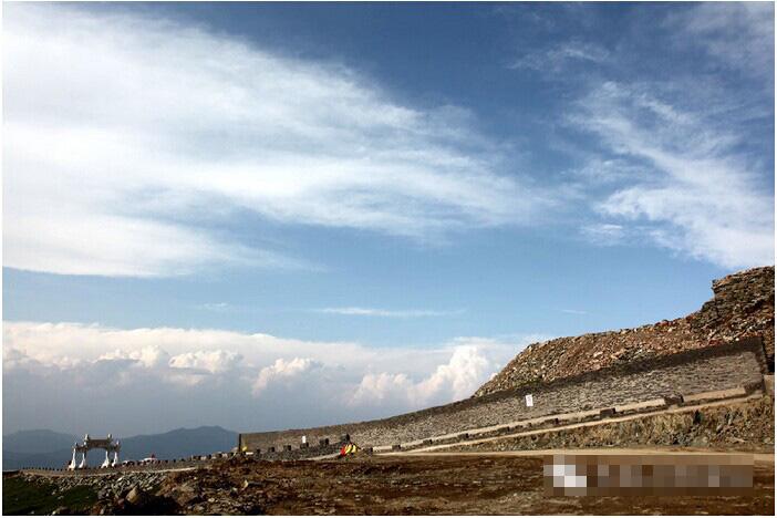 【五台山美景】五台山五个台顶景观介绍