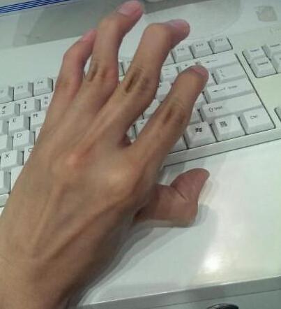 生活中有哪些奇葩的手势?