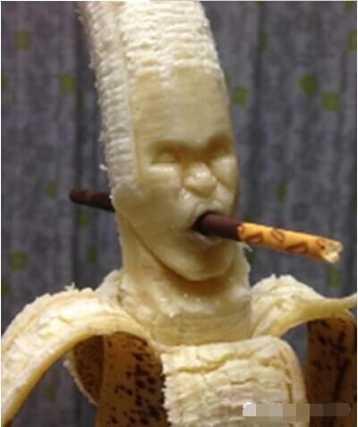 女人都该买香蕉,它比黄瓜好用多了