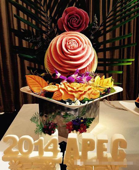 【聚焦APEC】  揭秘APEC衣食住行中的设计美学