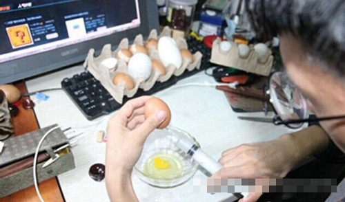 精美蛋雕及DIY教程