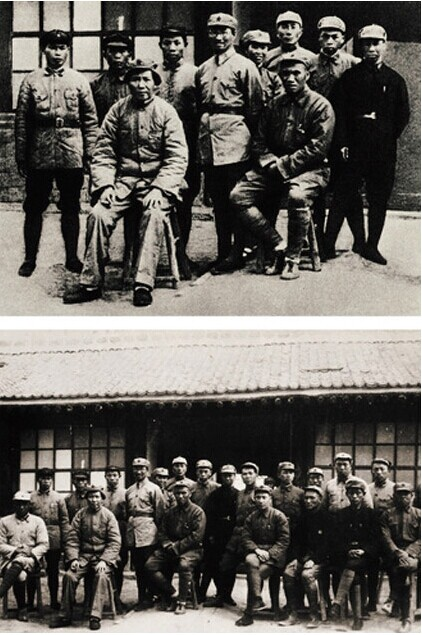 「中青评论」被篡改的历史照片