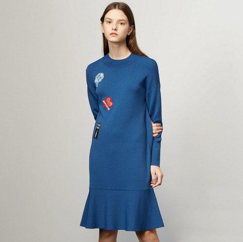 千姿百态的裙装,新的征程裙装来做伴